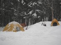 冬の赤岳鉱泉は最高に快適な山小屋だった!