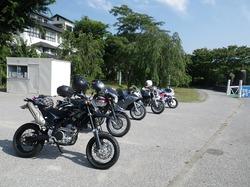富士山周遊のバイクツーリングを楽しんできました!
