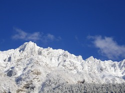 cassin x-dreamは調子いいかも!八ヶ岳アイスクライミング