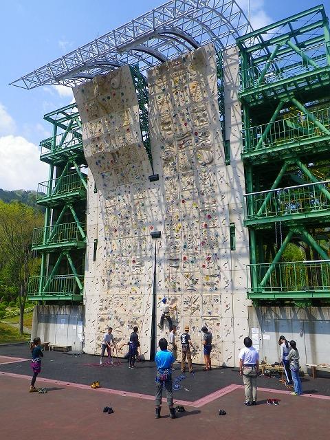 神奈川県山岳連盟のクライミング教室