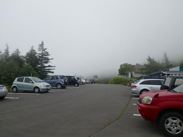 大河原峠 駐車場