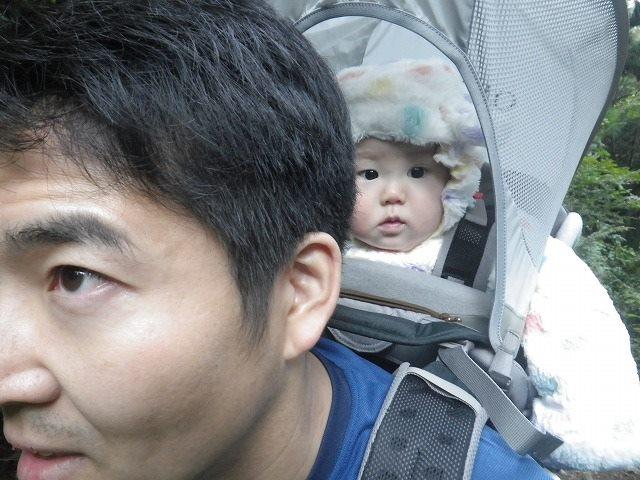 【実録】初めての赤ちゃん連れ登山・トレッキング
