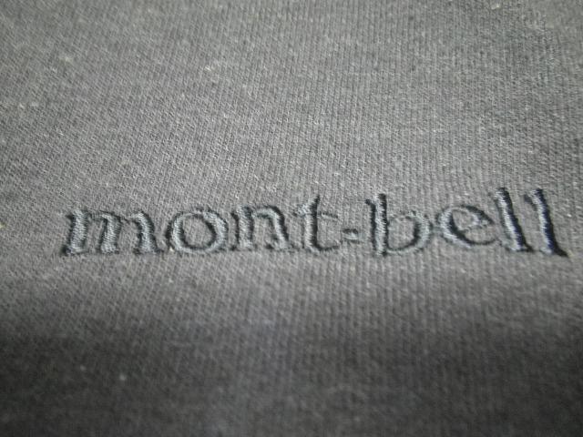 ★montbell ウイックロン ブリーズスパン Tシャツ Men's