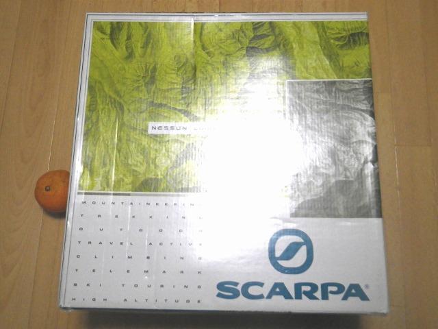 SCARPA(スカルパ) モンブランGTX