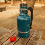 炭酸の飲み物(ビールなど)を入れられる魔法瓶DrinkTanks(ドリンクタンクス)