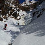 八ケ岳ジョウゴ沢、南沢小滝アイスクライミング2015