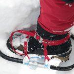 北八ヶ岳の蓼科山の冬山ガイドツアーに参加しました。