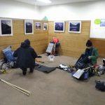 厳冬期の谷川岳の雪洞で1泊2日の登山へGo!