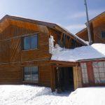 雪山の西穂山荘から西穂高岳独標までのルート注意点
