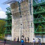 神奈川県山岳連盟のクライミング教室に参加しました!