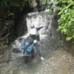 表丹沢の沢登り初体験