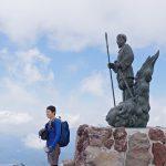百名山、日光男体山を初登山。(登山ルート、ルート状況、装備、感想、ルート写真多数)