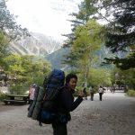 2013年涸沢カール紅葉写真 上高地からの2泊3日テント泊登山