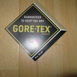 ゴアテックスの種類(パフォーマンスシェル、プロシェル)の違い