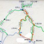 ベビーキャリア背負って金時山に初登山!公時(金時)神社→山頂→矢倉沢峠