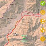 上高地の釜トンネルから明神池へ。山のひだやで1泊。